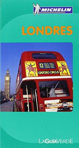 Pack Guía Verde Londres con Mapa Tráfico (La Guía Verde Michelin) por Vv.Aa.