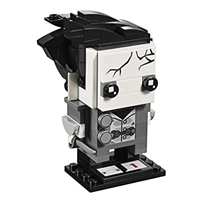 LEGO BrickHeadz Captain Armando Salazar 41594 Building Kit: Toys & Games