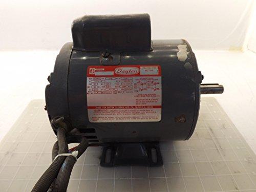 Capacitor Start Motors 56 Frame (Dayton 5K440D 1/4 HP AC Capacitor-Start Motor, Frame 56)