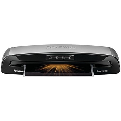 Fellowes 5736601 Saturn 3i 125 Laminator - 12.50 inch Lamination Width - 5 mil Lamination Thickness by Fellowes