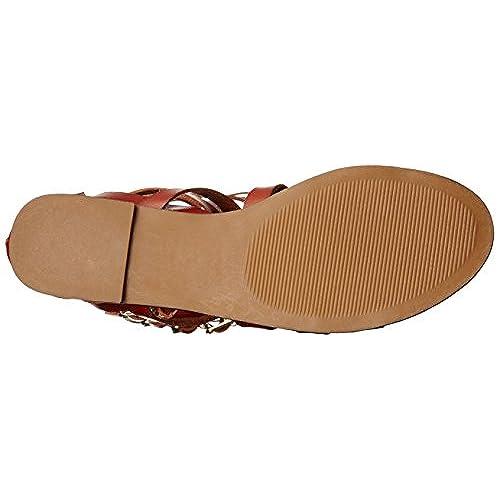 6f1833292bd well-wreapped Madden Girl Women s Penna Gladiator Sandal ...