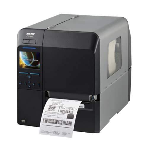 (SATO WWCL20061 CL412NX Printerindustrial 4- T hermal Transfer Printer 305DPI)