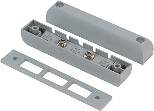 Nascom N400TG/ST Surface Mount Terminal Industrial Bar Switch/Magnet Set with Spacers (Pack of 10) by NASCOM