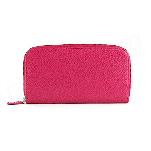 fuchsia cuir Frenchy Beaubourg Portefeuille Volumica Rose Iw1EPnq