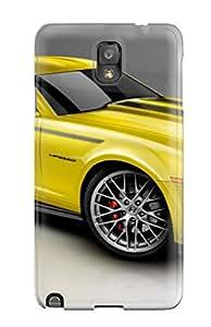Galaxy Note 3 Hybrid Tpu Case Cover Silicon Bumper 2010 Camero Yellow 8023876K12990163