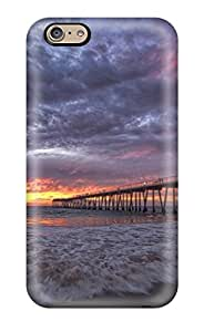 Hot Style SLayYNF5990DYERF Protective Case Cover For Iphone6(locations Hermosa Beach)