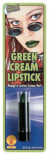 Rubies Novelty Green Lipstick (St Patricks Day Makeup)