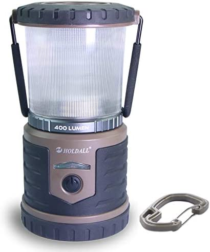 traderplus 4-Pack LED Camping Lantern, Ultra Bright Portable Flashlights Camping Gear Accessories Equipment for Hiking, Emergencies, Hurricanes, Outages, Storms