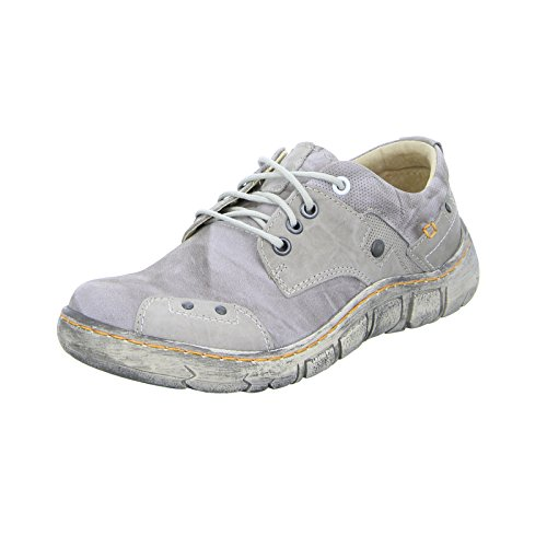 Sneaker 2 Schnürer Beige Kacper Damen Leder Halbschuh 1171 Beige UIxUwq1
