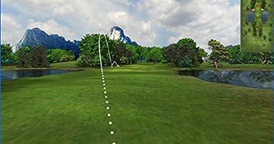 "ProScreen's 108"" X 144"" HD Golf Simulator Impact Screen made in the USA"