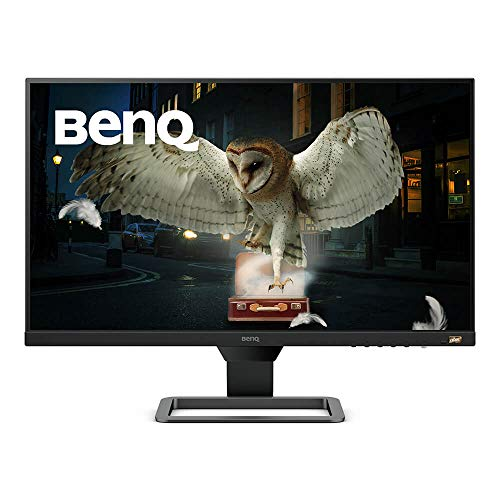 BenQ EW2780 27 Inch 1080P IPS Monitor | HDR | FreeSync | 2.5W Built-in Speakers | Eye-Care Technology