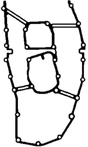 Scatola Guida Guarnizione Elring 919.897
