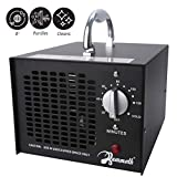 Mammoth 5,000mg Ozone Generator, Ozone Air Purifier for Odors in Home, Car, and Large Rooms