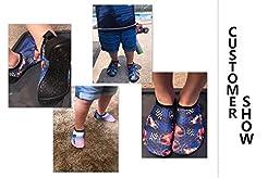 Centipede Demon Kids Water Shoes Girls B...