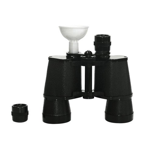 True F45 Binocular Flask Black Set of 1
