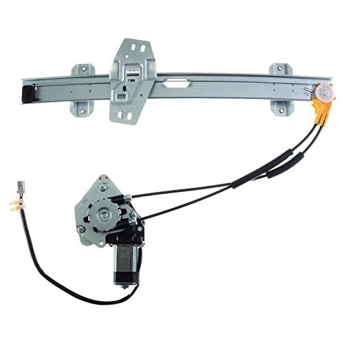 New Window Regulator W/Motor Front Passenger Side Right RH For 1997 1998 1999 Acura CL 741-567, 660227, 11A182, 72210-SY8-A01, 72210SY8A03