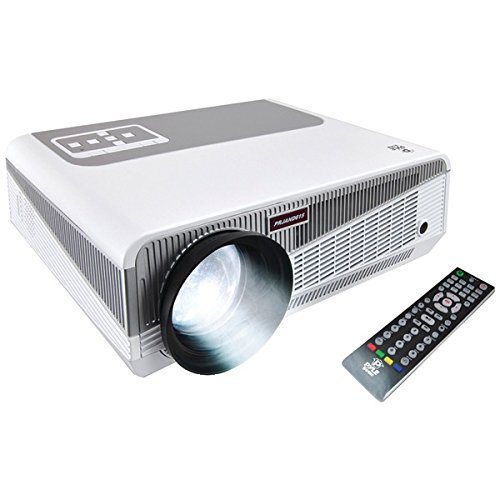 PYLE PRJAND615 HD 1080p Smart Projector with Built-in Dual-Core Android(TM) CPU PET2