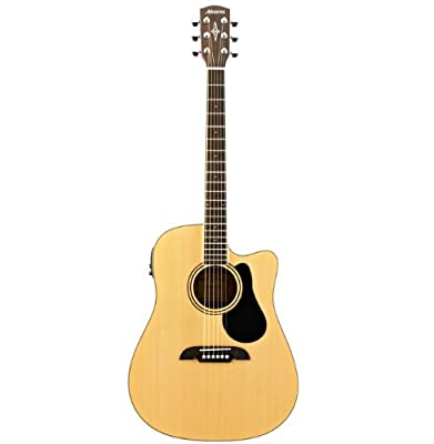Alvarez RD26CE Cutaway Acoustic Guitar with Deluxe Gig Bag