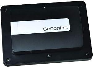 GoControl GD00Z-8-GC: Z-Wave Plus S2 Security, Black, Small