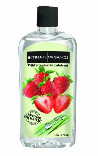 fraises sauvages aromatisés lubrifiant 120mlout 614