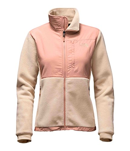 (The North Face Denali 2 Jacket - Womens (X-Large, Doeskin Brown/Rose Dawn))