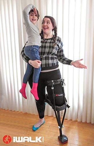 iWALK2.0 Knee Crutch Alternative Crutches - iWALKFree