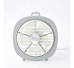 Lsxlsd Mini Fan Dormitory Office Portable Small Silent Charging USB Interface Fan Color : Blue