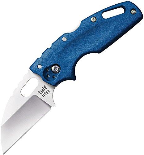 Cuchillo plegable Cold Steel Tuff Lite con bloqueo Tri-Ad y clip de bolsillo