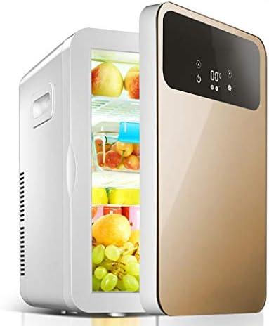 XZGZDB デジタルディスプレイとカー冷蔵庫クーラー&ウォーマー小型デバイススキンケアストレージ冷蔵庫