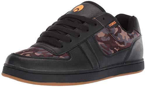 - Osiris Men's Relic Skate Shoe, Black/Honor, 10 M US