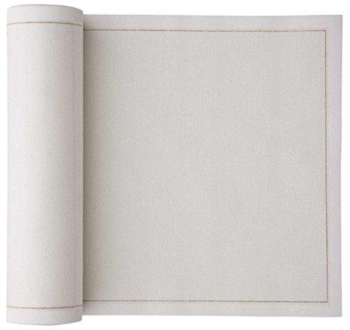 Cotton Cocktail Napkin - 4.5 x 4.5 in - 50 units per roll - Ecru by MYdrap (Image #8)