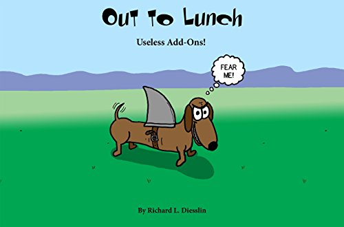Out to Lunch Cartoons: Useless Add-Ons