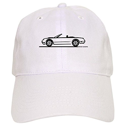 - CafePress - 02 05 Ford Thunderbird Convertible - Baseball Cap Adjustable Closure, Unique Printed Baseball Hat