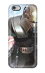 Fashionable Style YY-ONE Skin For Iphone 6 Plus- Star Wars The Force Unleashed