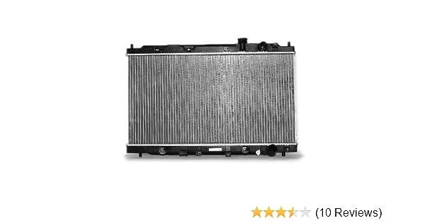 Prime Choice Auto Parts RK669 Aluminum Radiator