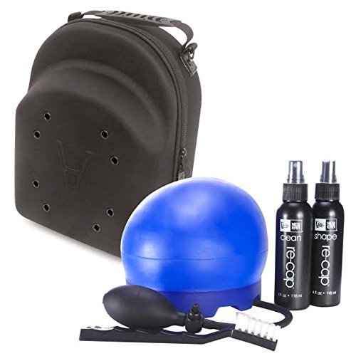 New Era Re-cap Cleaning Kit and Homie Gear Cap Case Combo Gift Set   Amazon.co.uk  Kitchen   Home 289f4461169