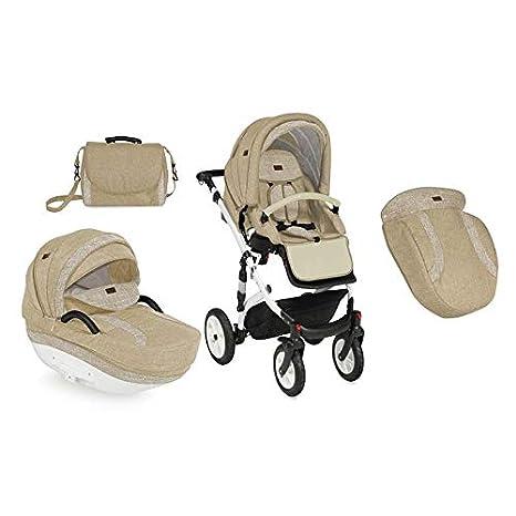 Lorelli 10021061765 cochecito Mia 2 en 1 ruedas hinchables: Amazon ...