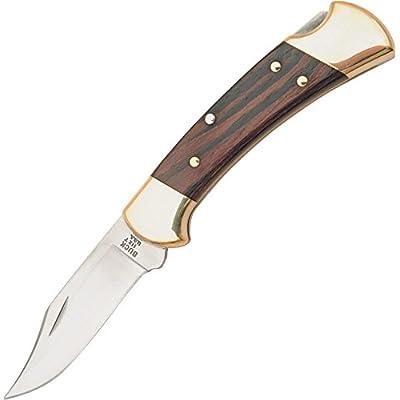 Buck Knives 112BRS Ranger Lockback Folding Knife