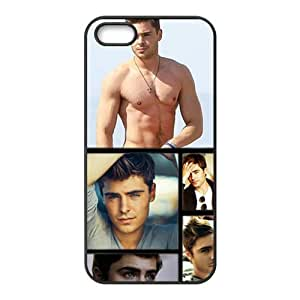 Zac Efron fashion star Cell Phone Case for Iphone 5s by runtopwell