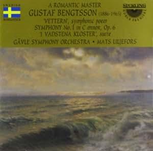 Bengtsson Sinf.1/Vettern/+