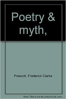Poetry & myth,