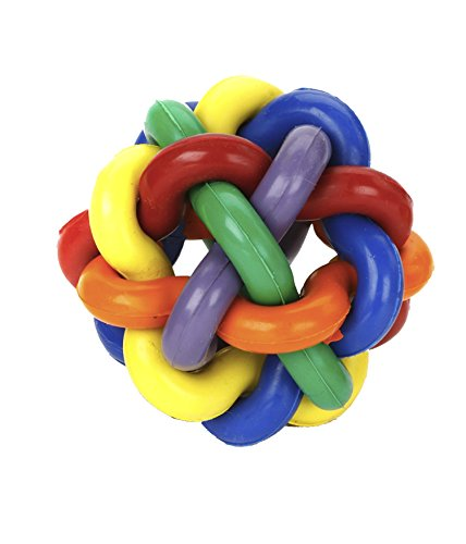 Rubber Ball Dog Toy : Multipet dog toy rubber ball large