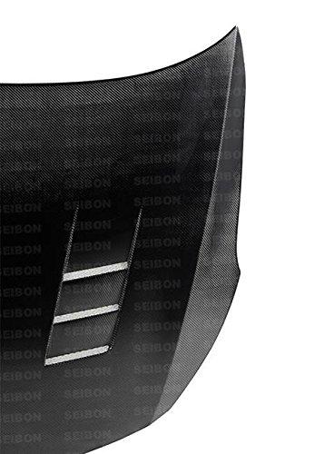 Seibon Carbon Hood (Seibon TS-Style Carbon Fiber Hood for 2010-2015 Kia Optima)