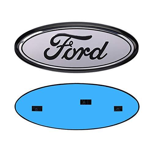 gray ford emblem - 1
