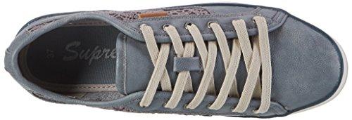 Jeans Sneaker Donna Denim Supremo 2723202 S748Iw