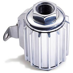 Professional Products 10215 Polished Hi-Tech Fuel Filter