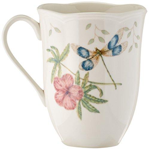 091709499707 - Lenox Butterfly Meadow 18-Piece Dinnerware Set, Service for 6 carousel main 24