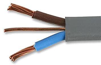 Strange Cable Twin And Earth 4 00Mm 50M Amazon Co Uk Electronics Wiring Cloud Oideiuggs Outletorg