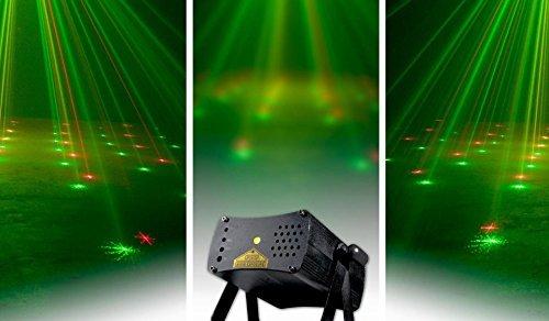 Galaxian Laser - American DJ Micro Galaxian II