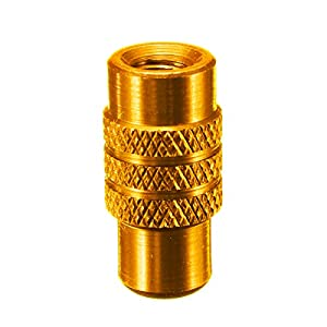 SODIAL(R) 4x Aluminium Bicycle Bike Wheel Tyre Presta Valve Cap French Anodized Dust Cover Golden